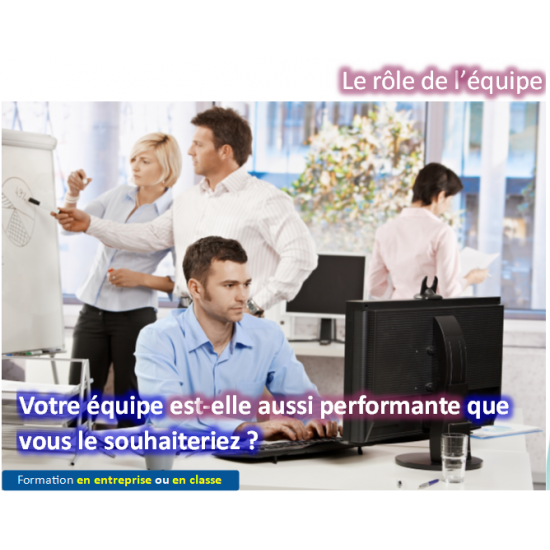 Formation Mobiliser le personnel